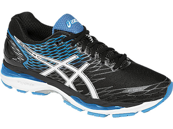 GEL-Nimbus 18 Black/White/Island Blue 7