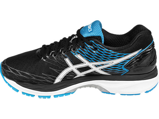 GEL-Nimbus 18 Black/White/Island Blue 15