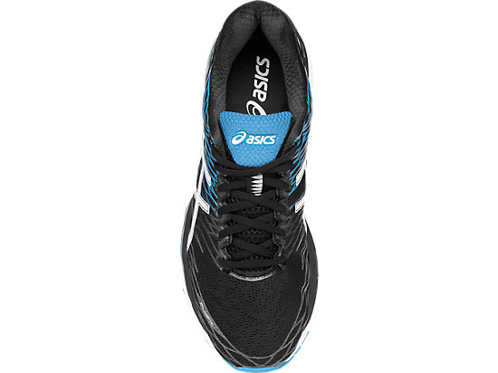 GEL-Nimbus 18 Black/White/Island Blue 23