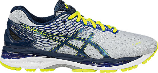 Outlet Store Locator Asics Mens Gel-Nimbus 17 Running Shoes