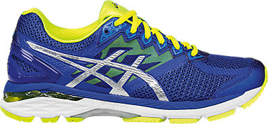 GT-2000 4 ASICS Blue Silver Flash Yellow 3 RT 145f1523cf