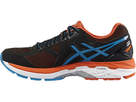 GT-2000 4 BLACK/BLUE JEWEL/FLAME ORANGE 11