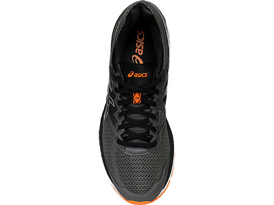 GT-2000 4 (2E) Carbon/Black/Hot Orange 23