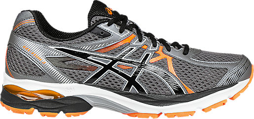 GEL-Flux 3 Carbon/Black/Hot Orange 3 RT