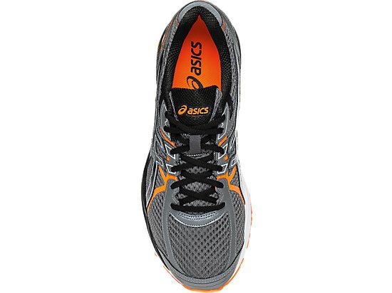 GEL-Flux 3 Carbon/Black/Hot Orange 23