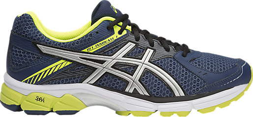 asics innovate 7 test