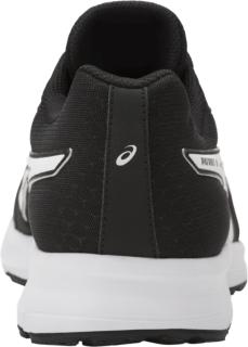 Asics Zapatos Blanco Y Negro tjMy0ImIH