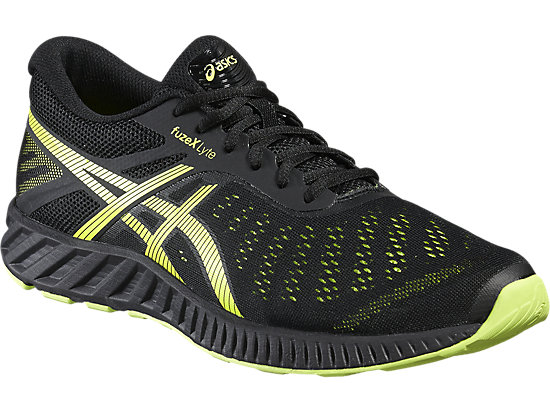 fuzeX LYTE BLACK/SAFETY YELLOW/ONYX 7