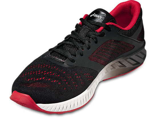 FUZEX LYTE BLACK/RED 7