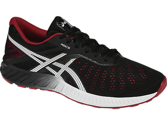 fuzeX Lyte Black/Racing Red/White 7