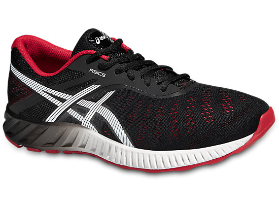 FUZEX LYTE BLACK/RED 3