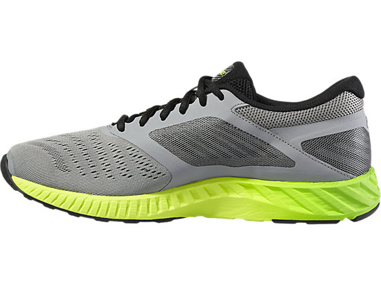 fuzeX LYTE ALUMINUM/BLACK/SAFETY YELLOW 11