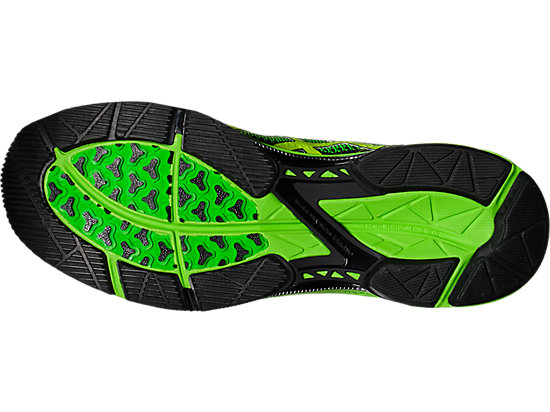 GEL-DS TRAINER 21 BLACK/SAFETY YELLOW/GREEN GECKO 15