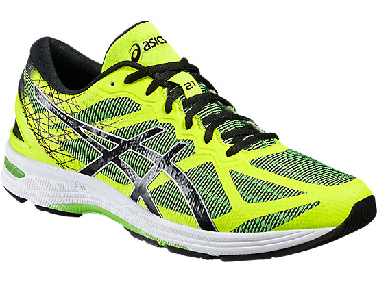 GEL-DS TRAINER 21 NC GREEN GECKO/BLACK/SAFETY YELLOW 7