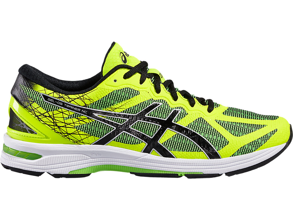 cheap for discount 18265 2ff59 GEL-DS TRAINER 21 NC | Men | GREEN GECKO/BLACK/SAFETY YELLOW ...