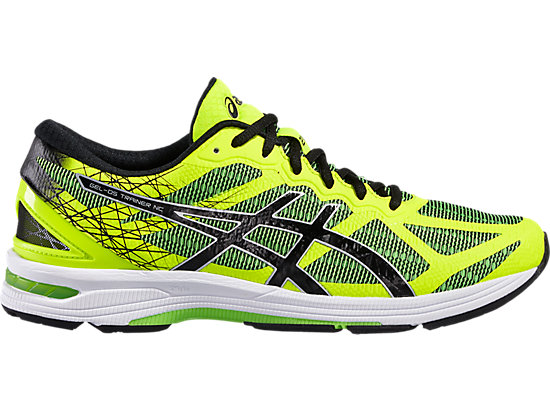 GEL-DS TRAINER 21 NC GREEN GECKO/BLACK/SAFETY YELLOW 3
