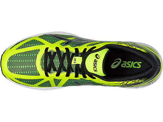 GEL-DS TRAINER 21 NC GREEN GECKO/BLACK/SAFETY YELLOW 19