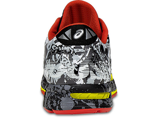 GEL-NOOSA TRI 11 BLACK/NEON YELLOW/SILVER 23 BK