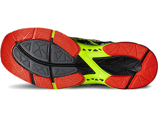 GEL-NOOSA TRI 11 BLACK/NEON YELLOW/SILVER 15 BT