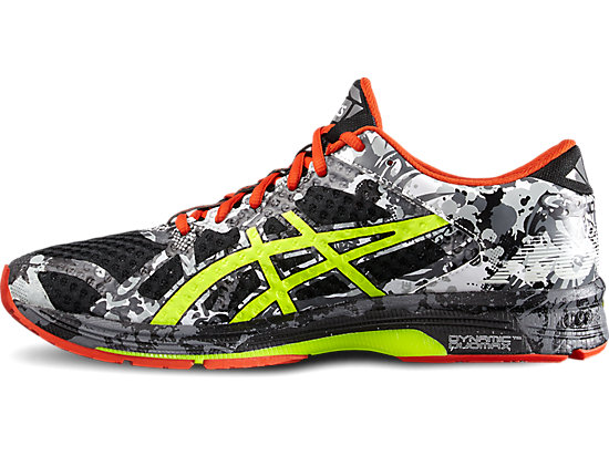 GEL-NOOSA TRI 11 BLACK/NEON YELLOW/SILVER 11