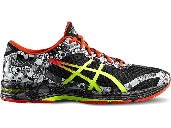 GEL-NOOSA TRI 11 BLACK/NEON YELLOW/SILVER 15