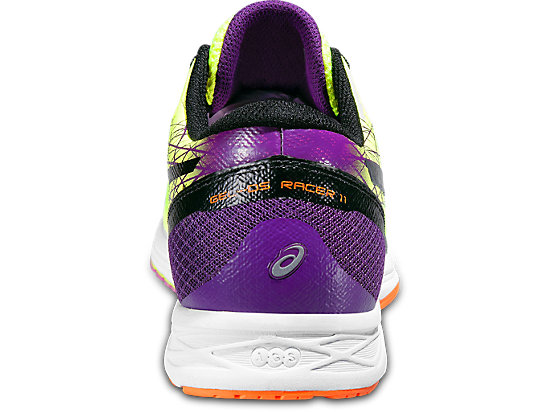GEL-DSRACER11 FLASH YELLOW/BLACK/CHINESE RED 23