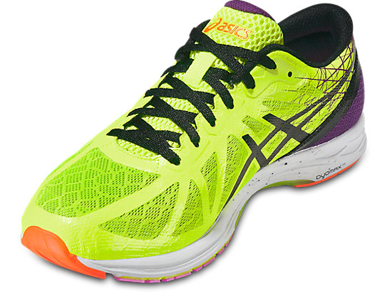 GEL-DSRACER11 FLASH YELLOW/BLACK/CHINESE RED 7