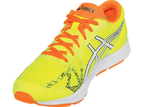 GEL-Hyper Speed 7 Flash Yellow/Black/Hot Orange 11