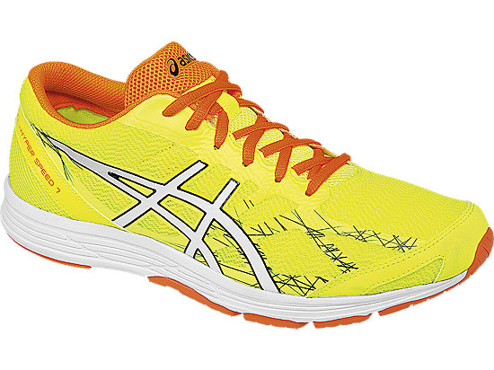 GEL-Hyper Speed 7 Flash Yellow/Black/Hot Orange 7