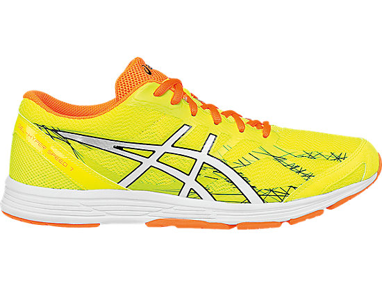 GEL-Hyper Speed 7 Flash Yellow/Black/Hot Orange 3