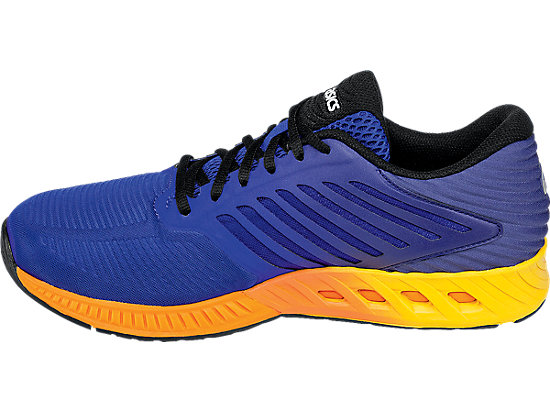 fuzeX ASICS Blue/Indigo Blue/Hot Orange 15