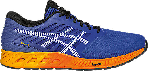 Asics Shoes - Fuzex Blue