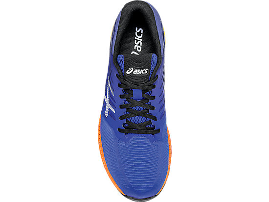 fuzeX ASICS Blue/Indigo Blue/Hot Orange 23