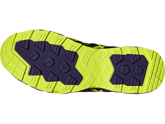 GEL-FUJIENDURANCE PLASMAGUARD SAFETY YELLOW/INFINITY PURPLE/BLACK 15
