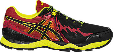 asics gel fuji endurance test
