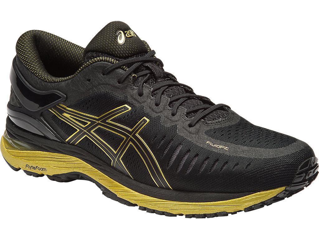 Men's MetaRun | BLACKONYXGOLD | Running Shoes | ASICS