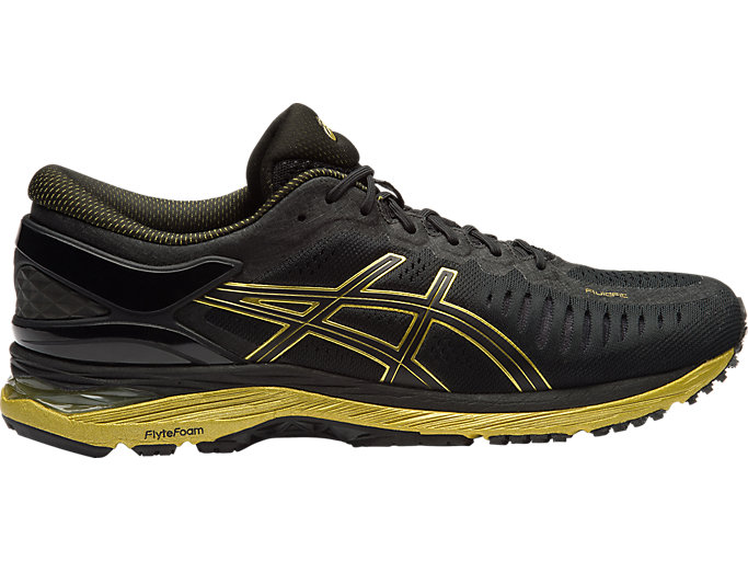Men's MetaRun | BLACKONYXGOLD | Running Shoes | ASICS