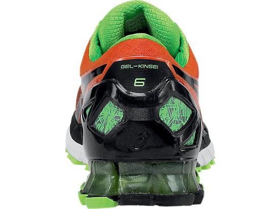 GEL-Kinsei 6 Fiesta/Black/Green Gecko 27