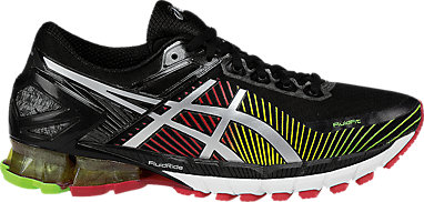 Blacksilverred Us Men Kinsei 6 Gel Asics tq4pv