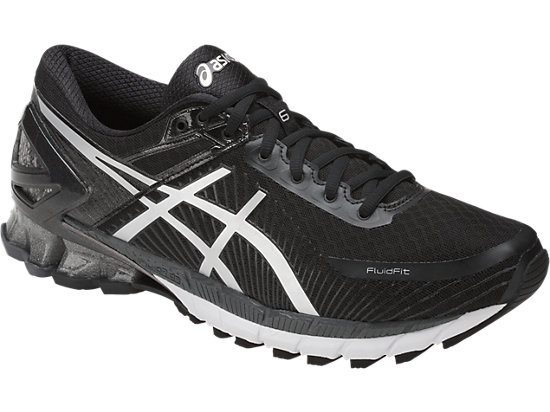 asics gel kinsei 6 black