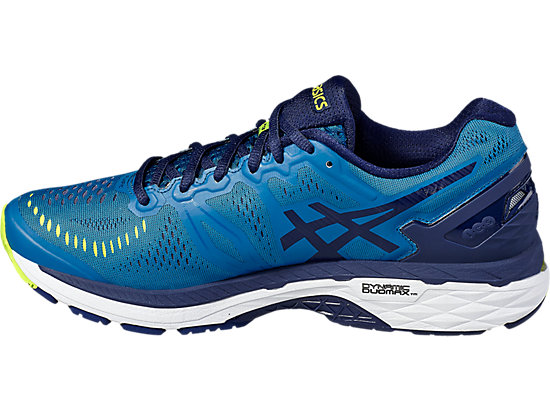 GEL-KAYANO 23 THUNDER BLUE/SAFETY YELLOW/INDIGO BLUE 7