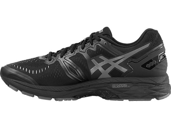 GEL-KAYANO 23 BLACK/ONYX/CARBON 11 LT