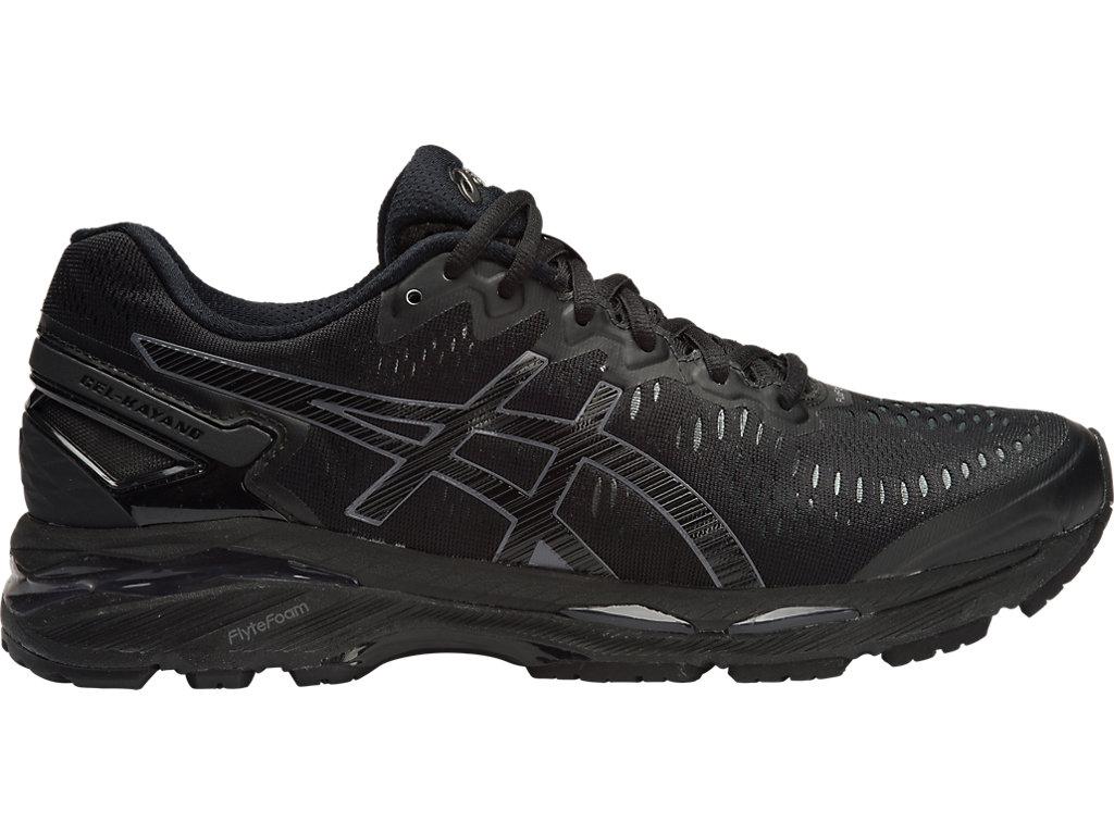 afea01ca52465 GEL-KAYANO 23 | Men | Black/Onyx/Carbon | Men's Running Shoes | ASICS
