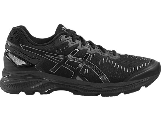 GEL-KAYANO BLACK/ONYX/CARBON 3