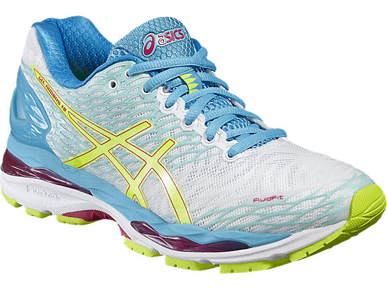 Asics Gel Nimbus 18 Neutral Running Shoes From The Edge