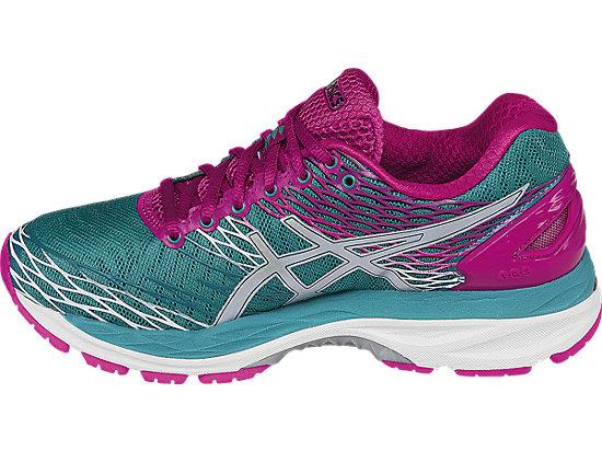 GEL-Nimbus 18 Lapis/Silver/Sport Pink 7