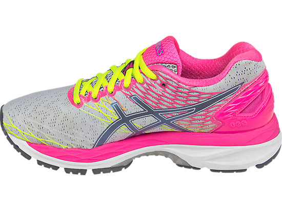 GEL-Nimbus 18 Silver/Titanium/Hot Pink 15