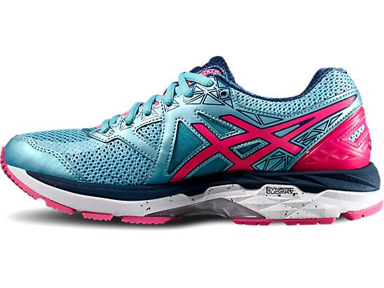 GT-2000 4 TURQUOISE/HOT PINK/AUTUMN GLORY 11
