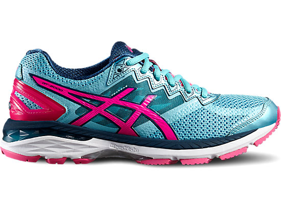 GT-2000 4 TURQUOISE/HOT PINK/AUTUMN GLORY 15