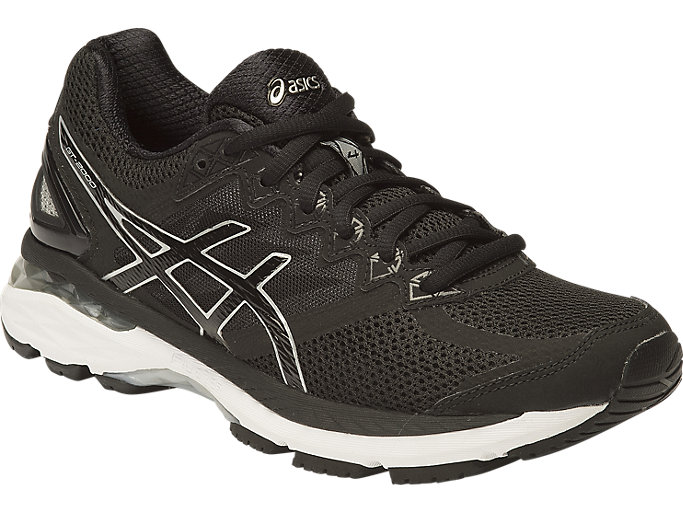 Front Right view of GT-2000 4, BLACK/ONYX/SILVER